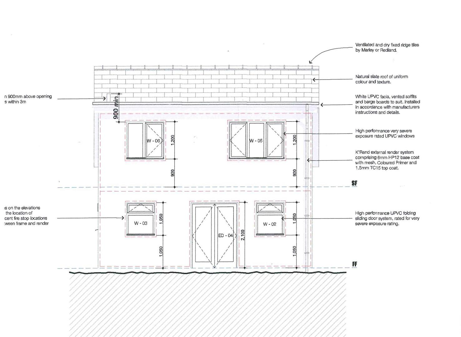 Plot adjoining No.7 Lon Abererch, Pwllheli